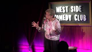 Judy Patterson Performs At West Side Comedy Club On Nov 16th 2019