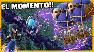 TROPAS AL MAXIMO!! SU MOMENTO!! - MAXEANDO BH 7 #4 - CLASH OF CLANS