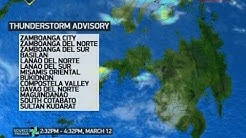 NTVL: Weather update as of 3:43 p.m. (March 12, 2017)