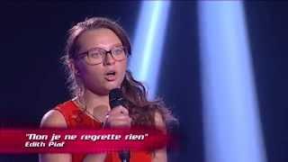 """Albina Bushmalyova - """"Non je ne regrette rien"""""""