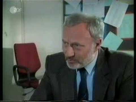 Norbert Gastell (Homer Simpson) in SOKO 5113