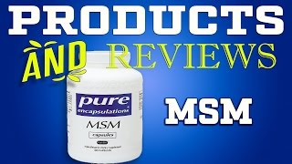 MSM by Pure Encapsulations