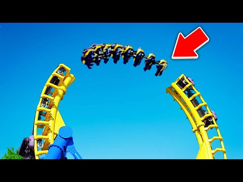 Thumbnail: Top 10 DEADLIEST Roller Coasters YOU WONT BELIEVE EXIST!