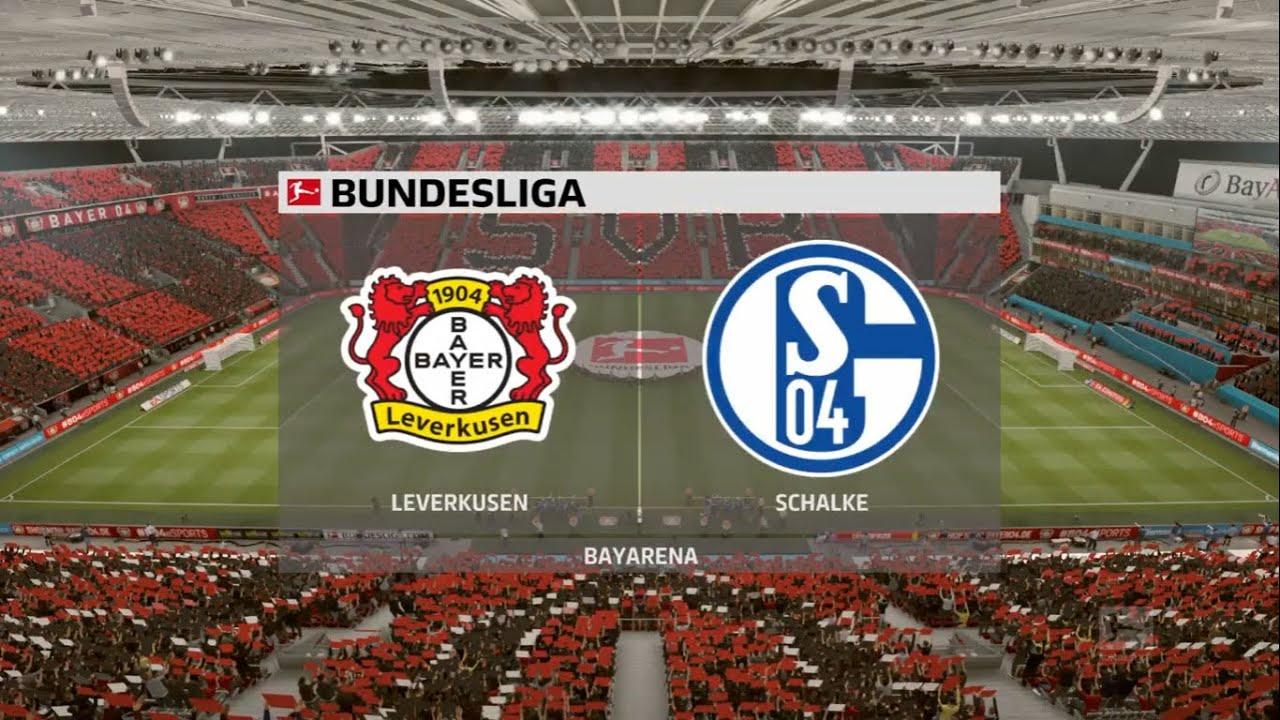 Bayer Leverkusen Schalke