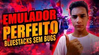 MELHOR VERSÃO DO BLUESTACKS PARA JOGAR FREE FIRE - 2020!! SEM NENHUM BUG!!!