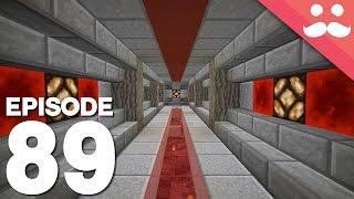 Hermitcraft 4: Episode 89 - The Nether Base!
