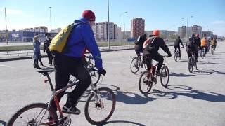 Велопробег 1 Мая в Омске