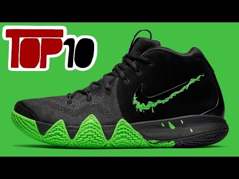 Top 10 Upcoming Nike Shoes Of October 2018