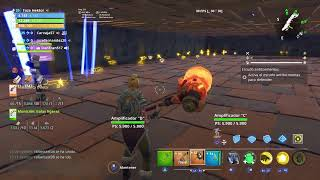 *REGALING WEAPONS* in fortnite save the world THERE ARE MANY 130 with DanFran517