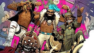 Flatbush ZOMBiES - Bounce (3001: A Laced Odyssey)