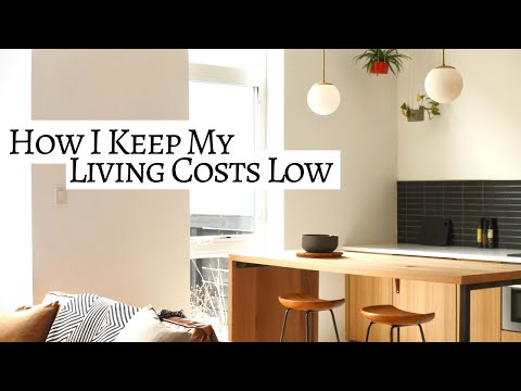 How To Live On Less And Save More TAG // Frugal Budget Tips