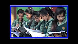 Breaking News   Goa Board SSC Result 2018: Girls outshine boys in Goa Class 10 exam results; check