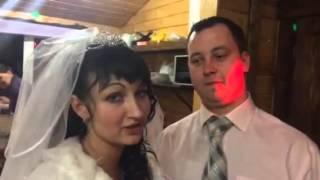 Свадьба 19 февраля 2015. Отзыв ведущая Ольга
