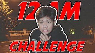 Gambar cover UJI NYALI DIKUBURAN BALI - 12AM CHALLENGE