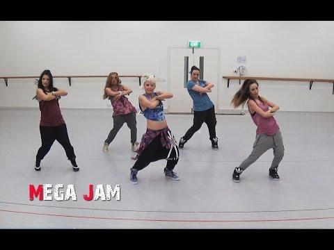 'GDFR' Flo Rida choreography by Jasmine Meakin (Mega Jam)