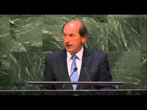 Global Compact +15: General Assembly Session – Mr. Paul Bulcke, CEO, Nestlé SA