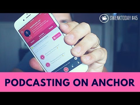 PODCASTING ON ANCHOR, WHEN TO PAY SALES REPS & INSTAGRAM AUDIENCES | SwenkToday #45