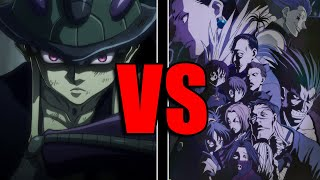 Could the Phantom Troupe take down Meruem?