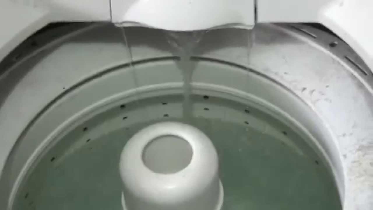 M 225 Quina De Lavar Roupas Transborda Youtube