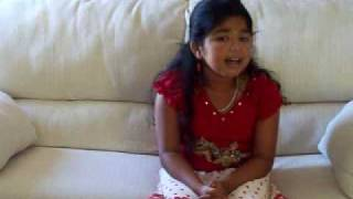 Amma Naanu Devarane by little girl