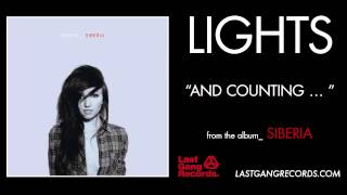 Watch Lights And Counting video