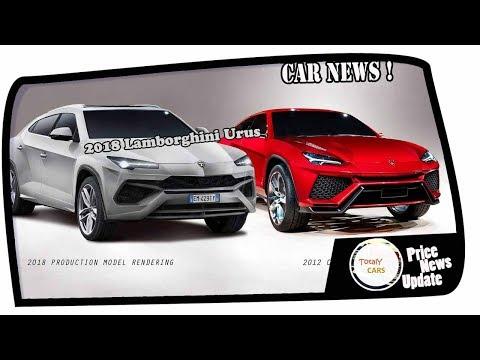 NICE ONE!!2018 Lamborghini Urus -  FASTEST SUV Perhaps Price & Spec