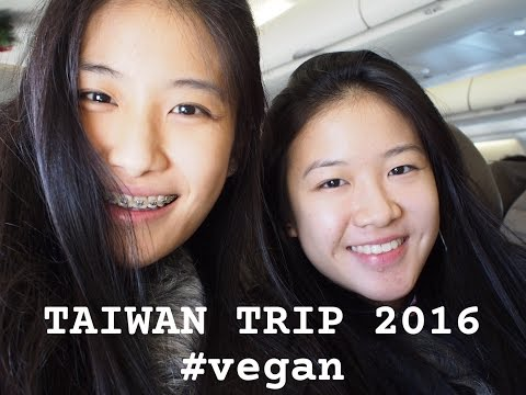 What I eat in a day | Taiwan Trip | Vegan | Singapore
