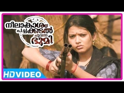 Neelakasham Pachakadal Chuvanna Bhoomi Movie | Scenes | Dhritiman takes Dulquer and Sunny home