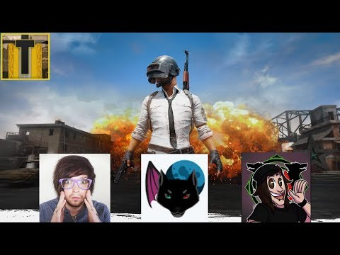 [39] PLAYERUNKNOWN'S BATTLEGROUNDS- New friends join in