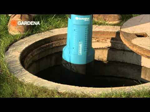Gardena Pumpen Youtube