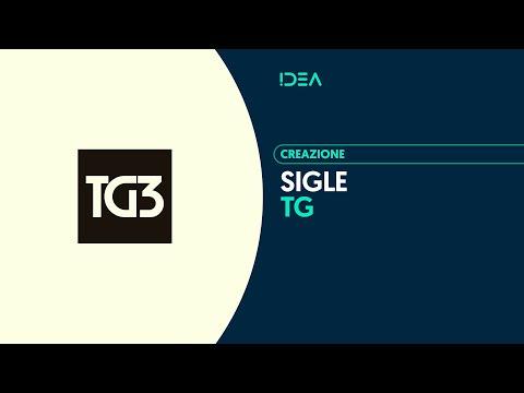 TG3 - Sigle