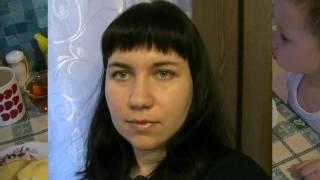 """Влог/Наше утро/Завтрак/Митя на санках/Покупка продуктов из """"Карусели""""/Готовлю"""