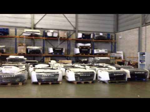 MBS Transport Refrigeration - Rotterdam warehouse - August 2013