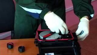 Разварка тупиковой оптической муфты(Разварка тупиковой оптической муфты от компании Shop.Nag.ru., 2009-08-16T15:37:30.000Z)