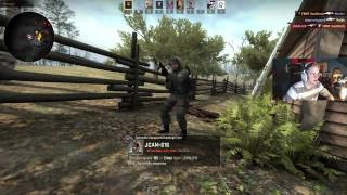 """""""Victory is MINE!"""" CS:GO Arms Race w/Kenny and Preston"""