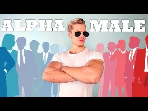 How to INSTANTLY be the ALPHA MALE in Every Situation