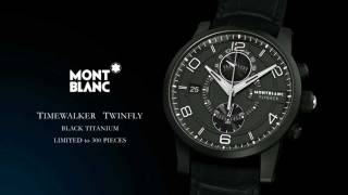 Montblanc - Timewalker Twinfly