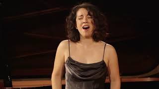 W A Mozart, Ach ich fühl's (Pamina, Die Zauberflöte) - Maya Villanueva