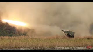 Balikatan Exercise | M142 HIMARS Fired at Crow Valley, Philippines thumbnail