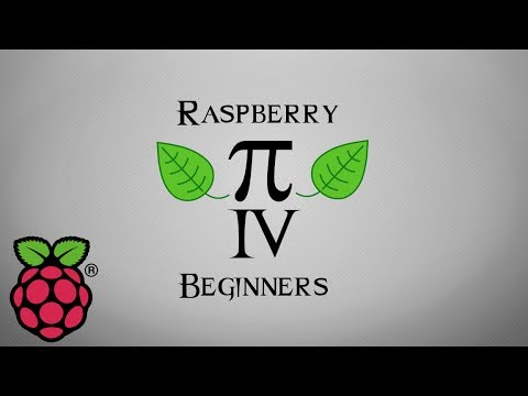 Raspberry Pi IV Beginners @ Cambridge Raspberry Jam