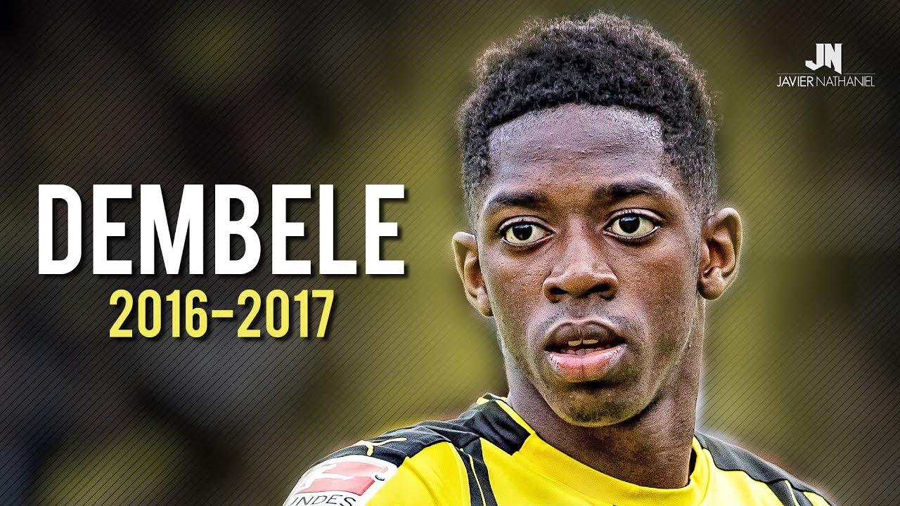 Ousmane Dembélé - Skills & Goals 2016/2017