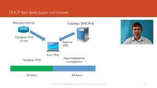 Автоматическое назначение IPv6 адресов | Компьютерные сети. Продвинутые темы