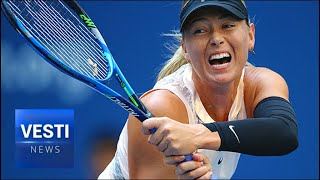 Maria Sharapova Plans Her Comeback! The Russian Star's Secret to Dominating the Tennis Court