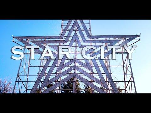 STAR CITY: A Look at Roanoke, VA through a GH4