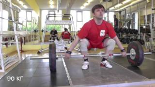 "#WEIGHTLIFTING ""Мама не плачь,твой сын Рывкач"""
