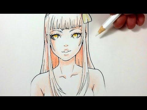 Dessiner Des Personnages Style Manga Youtube