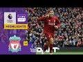 Liverpool 2-1 Tottenham Match Highlights