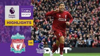 vuclip Liverpool 2-1 Tottenham Match Highlights
