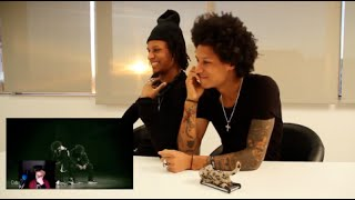 Les Twins React x Twins N Chains
