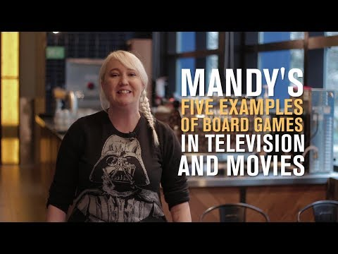 Mandy's Five Examples Of Board Games In Television And Movies
